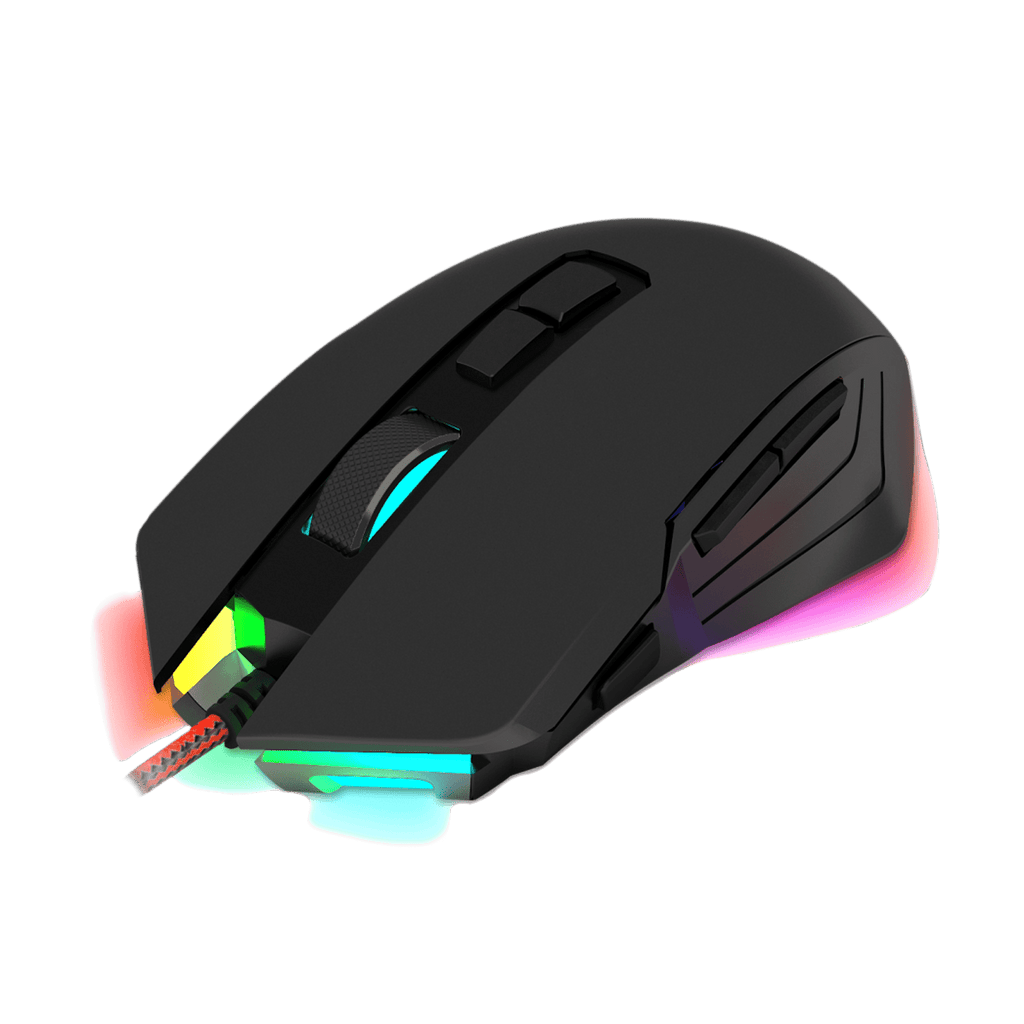 Redragon DAGGER 10000DPI Gaming Mouse - Black