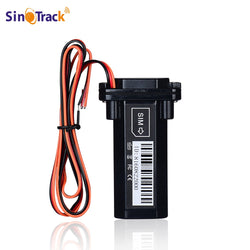 Mini Waterproof Builtin Battery GSM GPS tracker for Car motorcycle vehicle - Dizzel Shopping
