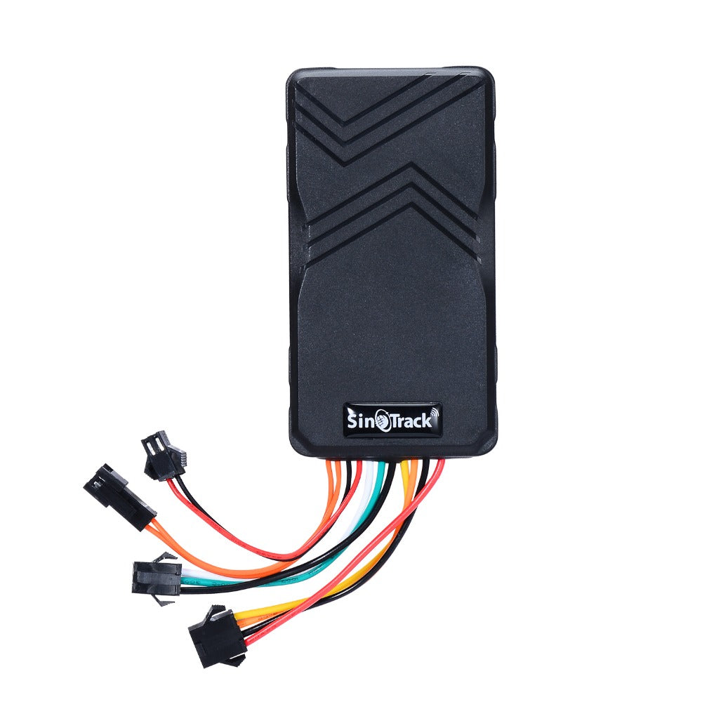 GSM GPS tracker for Car motorcycle vehicle tracking device with Cut Off Oil Power & online tracking software - Dizzel Shopping