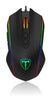 T-Dagger Sergeant 4800DPI 9 Button|180cm Cable|Ambi-Design|RGB Backlit Gaming Mouse - Black