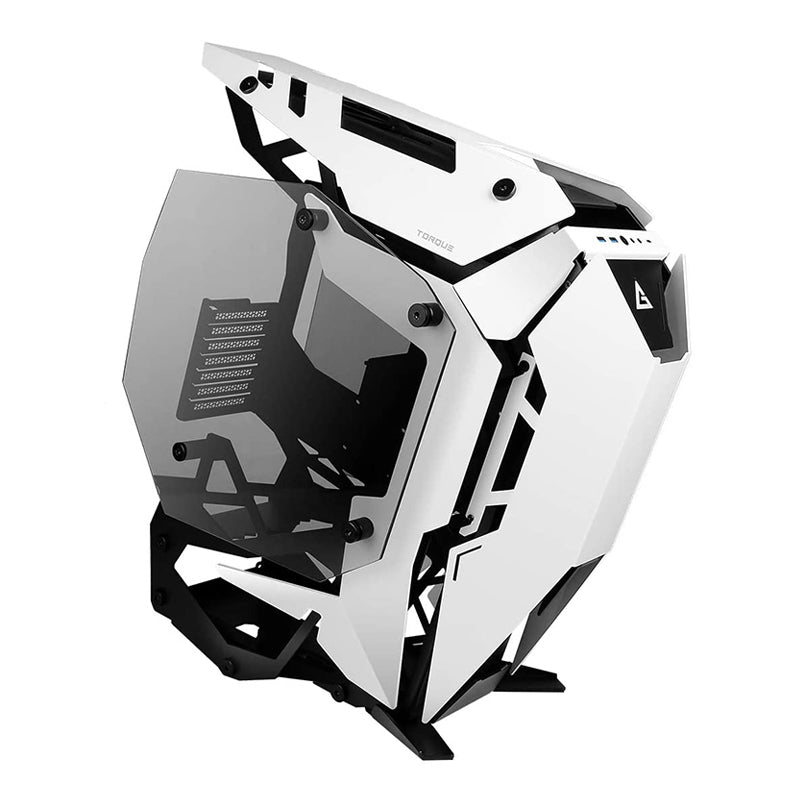 Antec Torque Tempered Glass Both Sides (GPU 450mm) ATX|Micro ATX|ITX|E ETX - Black and White