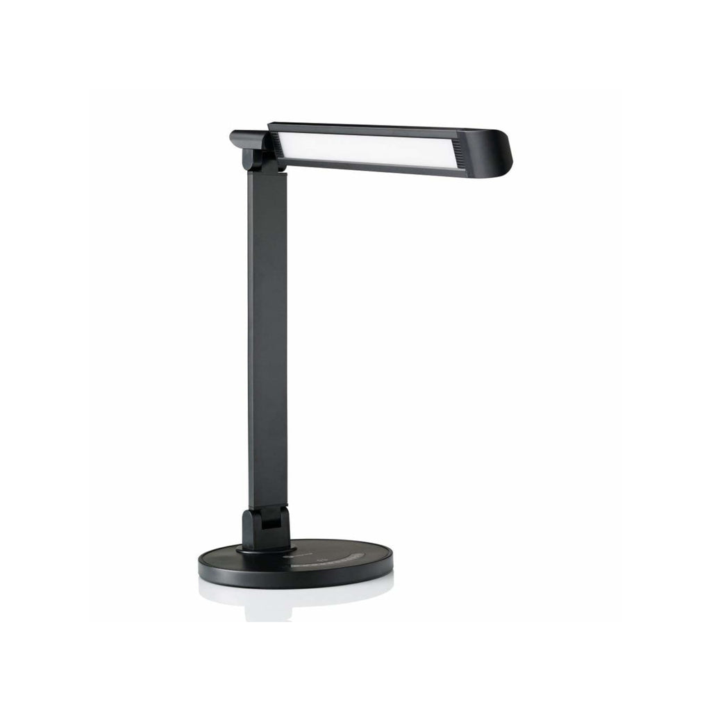 Taotronics LED 410 Lumen Desk Lamp with USB 5 V/1 A Charging Port - Black