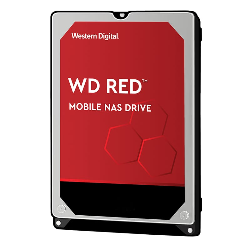 WD Red 4TB 3.5 SATA 256MB