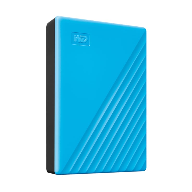 WD MyPassport 4TB 2.5 USB3.0 Blue