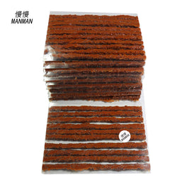 100pcs  /4mm*100mm / Tyre Repairing Rubber Strips / Tire Repair Tools / rubber strips tyre repair - Dizzel Shopping