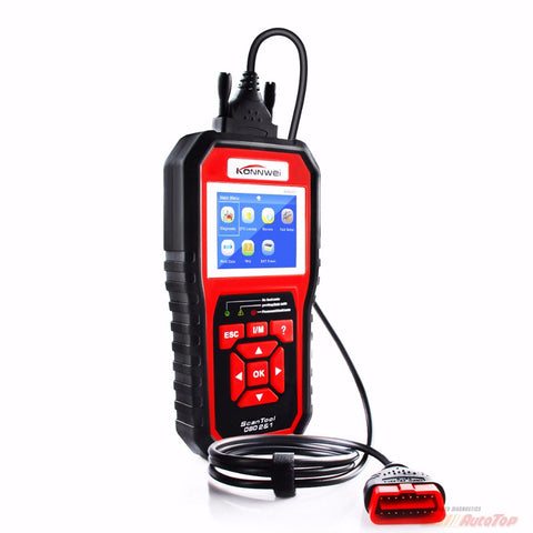 OBD2 Scanner KONNWEI KW850  Car Diagnostic Scanner Tool - Dizzel Shopping