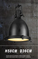 Industrial Vintage pendant lights  pulley pendant light home lighting - Dizzel Shopping