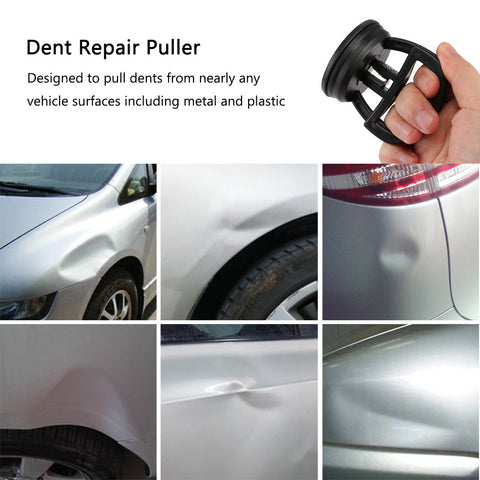 Black Mini Car Auto Fix Mend Remover Sucker Dents Repair Puller Car Bodywork Remover Sucker Tool - Dizzel Shopping