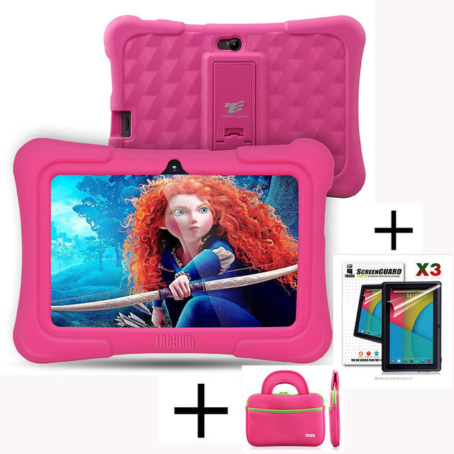 DragonTouch Y88X Plus 7 inch Kids Tablet for Children Quad Core Android 5.1 - Dizzel Shopping