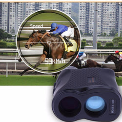600M/900M Monocular Telescope Laser Range Finder Distance - Dizzel Shopping