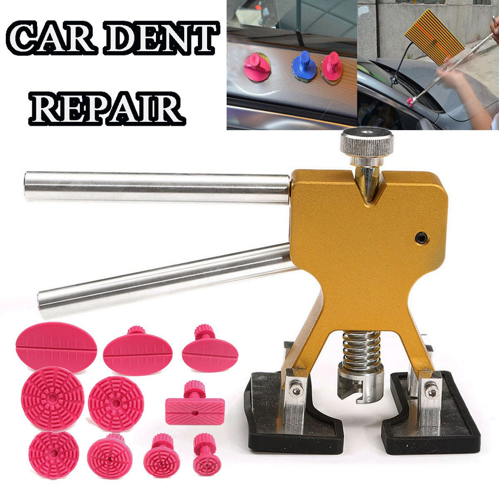 Car Paintless Dent Remover Lifter PDR Repair  + 10Pcs Pink Tabs ** FREE COURIER SHIPPING ** - Dizzel Shopping