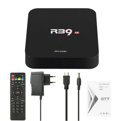 Docooler R39 Smart Android 6.0 TV Box - Dizzel Shopping