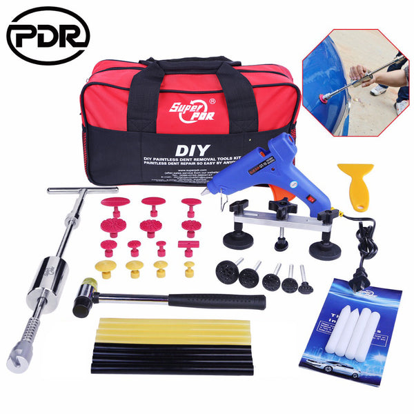 PDR Tools Dent Puller Kit Tool  Slide Hammer Pulling Bridge ** FREE COURIER SHIPPING ** - Dizzel Shopping