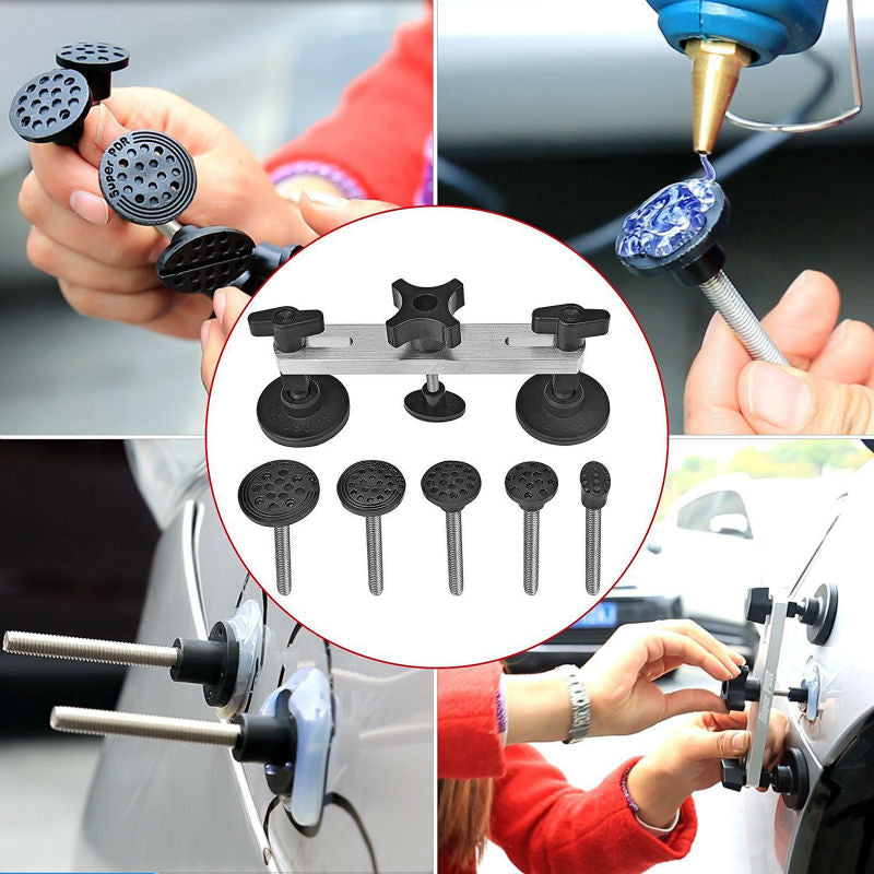 PDR Tools Car Dent Repair Tool  Kit Reverse Hammer Pulling Bridge Suction Cup ** FREE COURIER SHIPPING ** - Dizzel Shopping