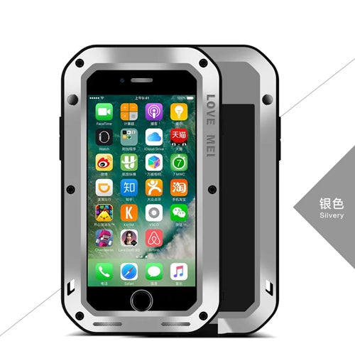iPhone 7 Plus / 7Plus  LOVE MEI Extreme Powerful life Shockproof Dustproof case - Dizzel Shopping