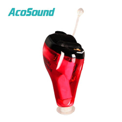 AcoSound 610IF Invisible Digital Hearing Aids CIC 6 Channels Ear Aid Sound Amplifiers Hearing Amplifier Ear Care Tools - Dizzel Shopping