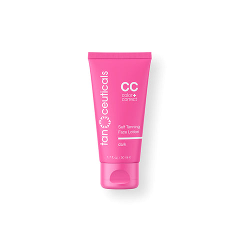 CC Self Tanning Face Lotion, Dark
