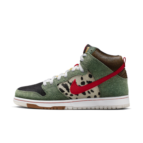 Tênis Nike SB Dunk High Dog Walker