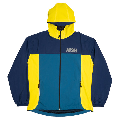 Jaqueta High Rain Yellow/Navy