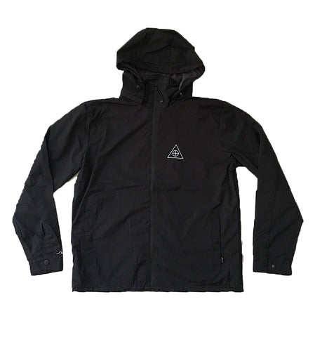 SoMa Windbreaker Waterproof Preto