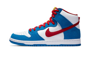 Tênis Nike SB Dunk High Doraemon