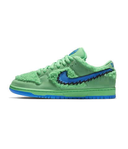 Tênis Nike Dunk Low Pro Grateful Dead Green