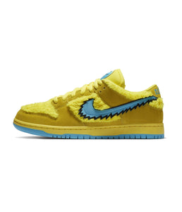 Tênis Nike Dunk Low Pro Grateful Dead Yellow