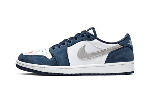 Tênis Nike SB Air Jordan Low Midnight Navy x Eric Koston