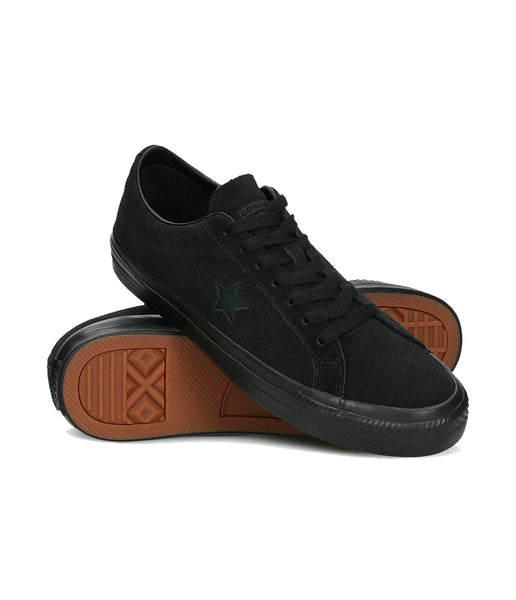 Tênis Converse Cons One Star Pro All Black