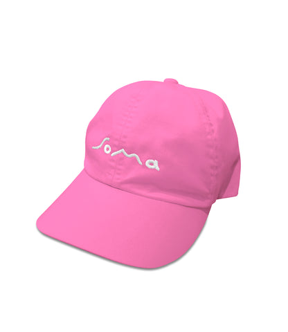 Polo Hat SoMa 1218 Pink