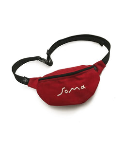 Shoulder Bag SoMa 18 Vermelha