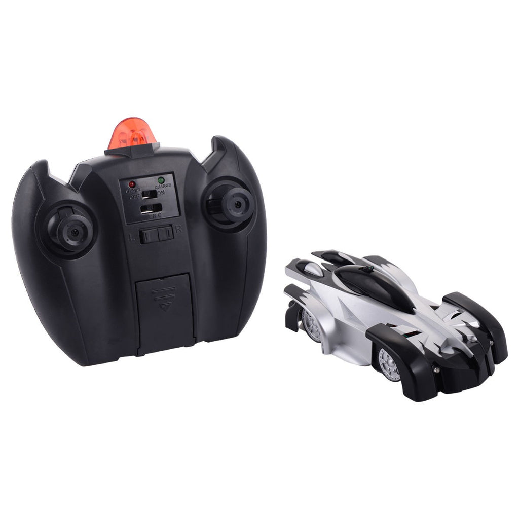 Remote Control Wall Climber Racing Car