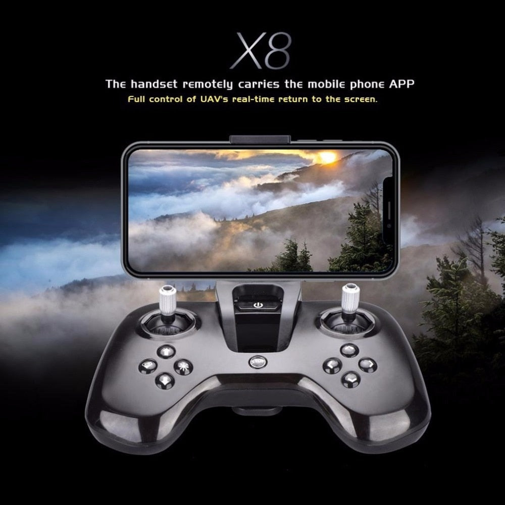 X8 RC Drone with HD 3MP Camera