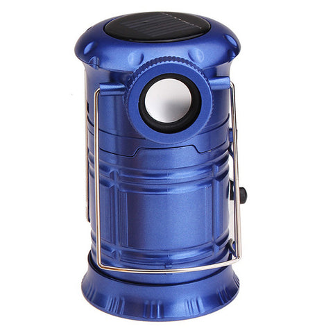 Radio Portable Solar LED Outdoor Lamp