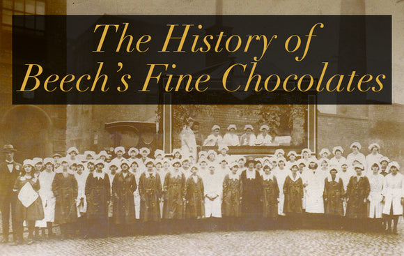 The History of Beech's Fine Chocolate