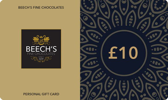Beech's Chocolates Gift Card
