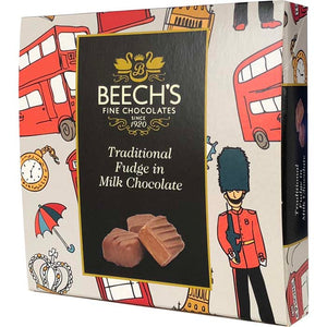 Buy British Traditional Fudge in Milk Chocolate (90g) Online