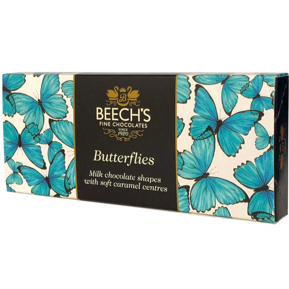 Buy Milk Chocolate Butterflies (100g) Online