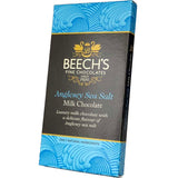 Milk Chocolate & Anglesey Sea Salt Bar (60g)