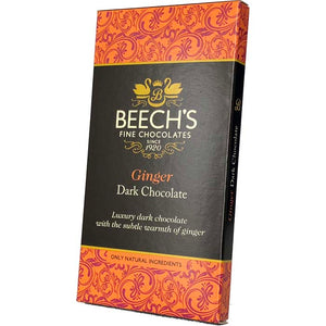 Dark Chocolate & Ginger Bar (60g)