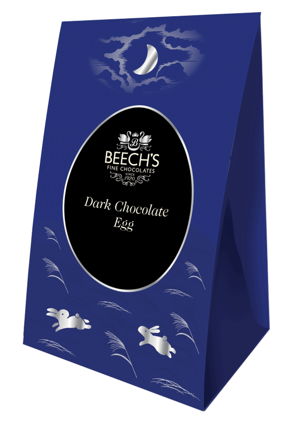 Dark Chocolate Easter Egg (165g)
