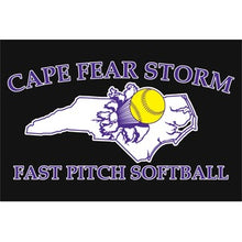 Load image into Gallery viewer, Cape Fear Storm YOUTH SHORT Sleeve Shirts