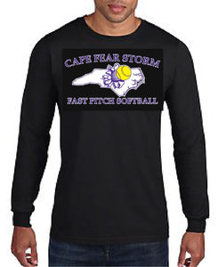 Cape Fear Storm YOUTH Long Sleeve Shirts