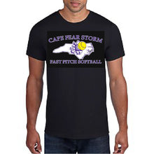 Load image into Gallery viewer, Cape Fear Storm ADULT SHORT Sleeve Shirts