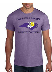 Cape Fear Storm YOUTH SHORT Sleeve Shirts