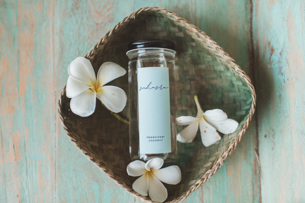 What Is Frangipani Body Oil?