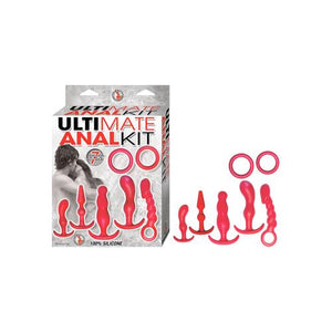 Ultimate Anal Kit Red