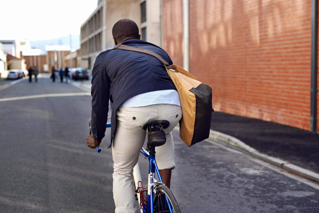 10 Tips when you want to use your bike to work
