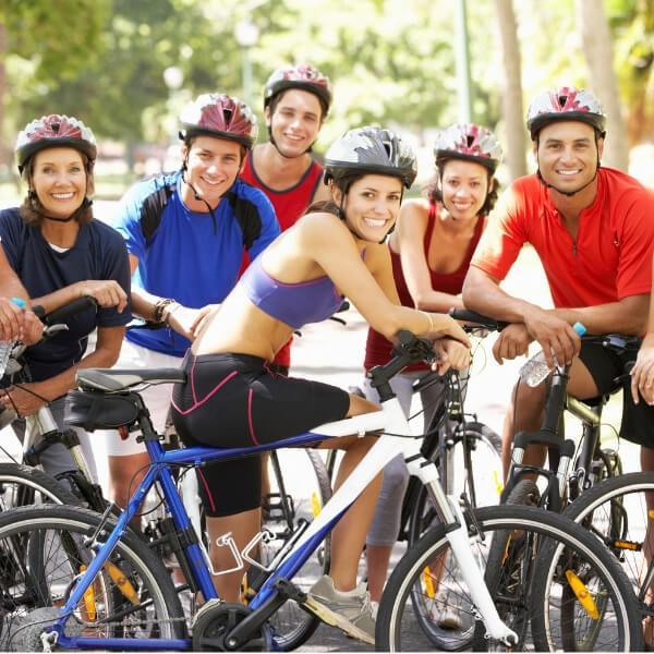 Why it is important to join A local cycling group
