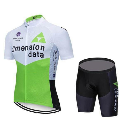 2019 Dimension Data Jersey Kit